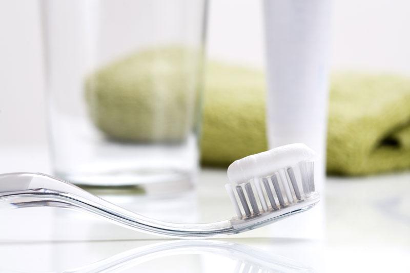 hampaiden fluoraus